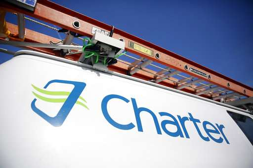 Charter won't have to compete with other cable companies now