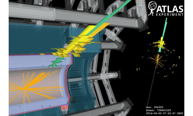 Chasing invisible particles at the ATLAS Experiment