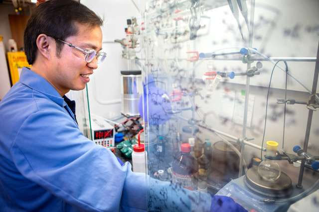 Chemists use electrochemistry to amp up drug manufacturing