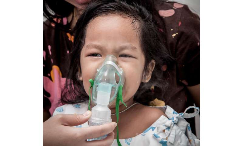 Children with asthma may be at higher obesity risk