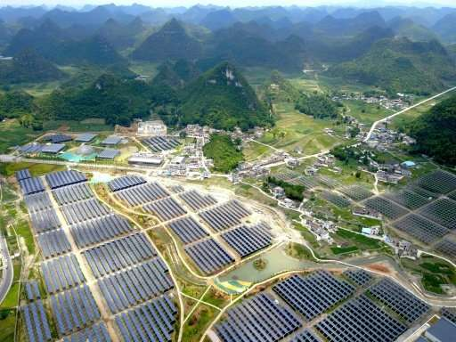 China along with India are to help make solar the leading new source of power generation over the coming decades, says the Inter