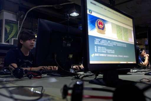 China jails seller of VPN services