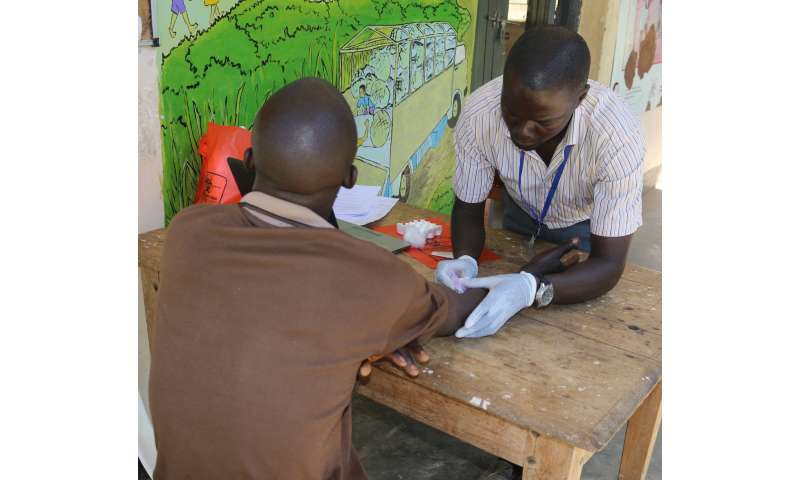 Combination HIV prevention reduces new infections by 42 percent in Ugandan district