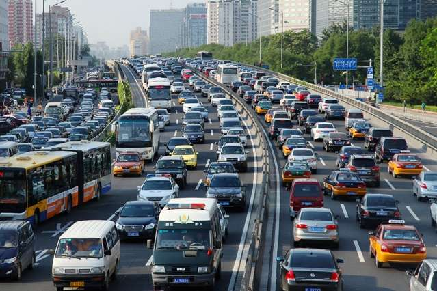 Combining China climate policy and vehicle emissions standards could pack a one-two punch