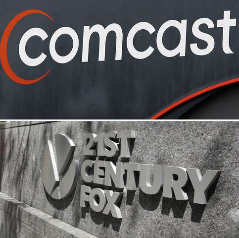 Comcast reportedly no longer in deal talks with Fox