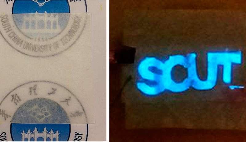 Conductive paper could enable future flexible electronics