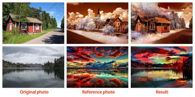 Cornell CIS and Adobe collaboration creates artificial intelligence photo tool