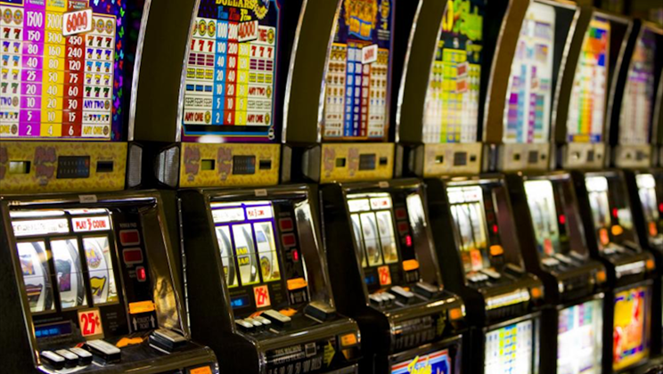 Could slot machines be the key to more effective HIV testing?