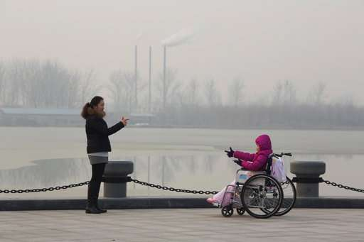 Countries with the highest pollution deaths, mortality rates