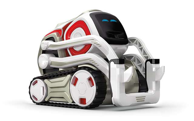 Cozmo: Kids get programming boost with drag-and-drop interface