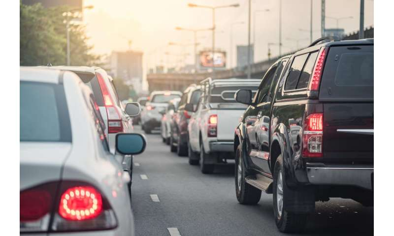Crank the AC, cut in-car pollution