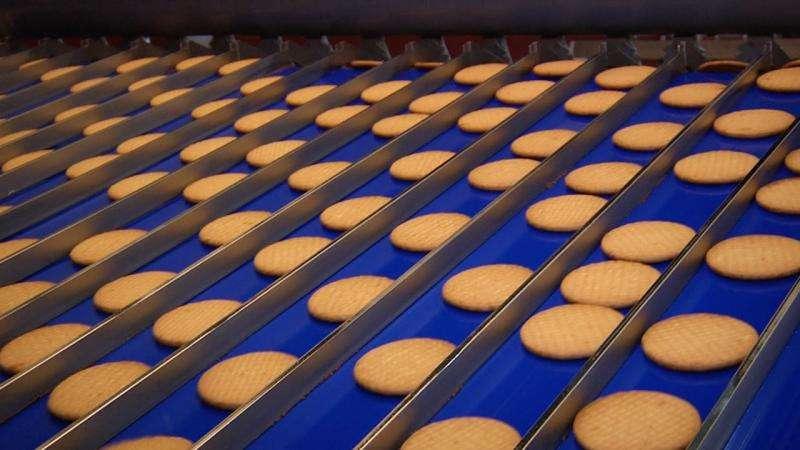 "Crunching ""sustainable"" cookies"