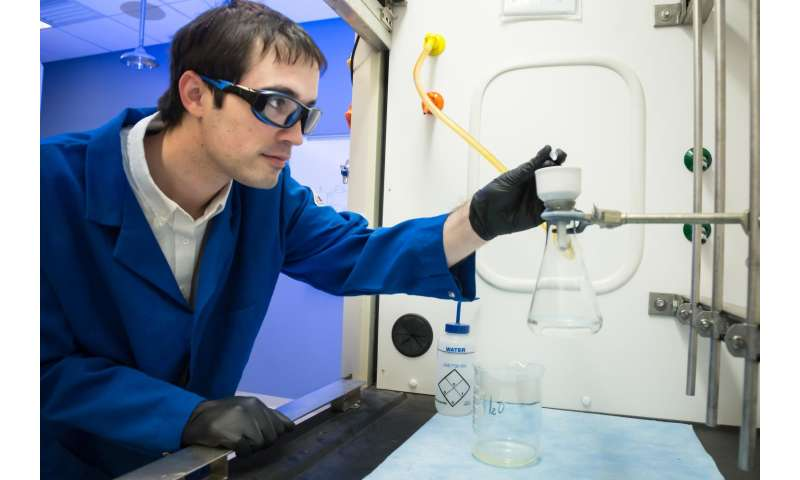 Crystallization method offers new option for carbon capture from ambient air