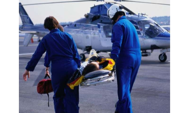 Current practice not cost-effective for air medical triage