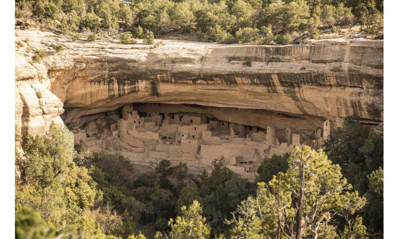CU study: Ancient DNA used to track Mesa Verde exodus in 13th century