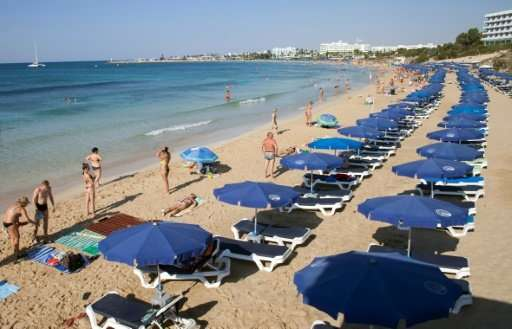 Cyprus hosted a record 3.2 million visitors last year and looks set to top that by eight percent in 2017, official figures show