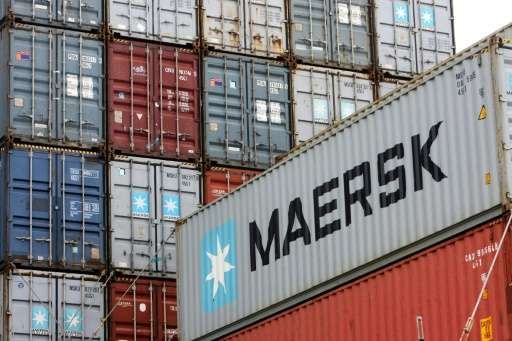 Danish shipping mammoth Maersk said it had shut down some of its computer systems after a global cyberattack disrupted operation