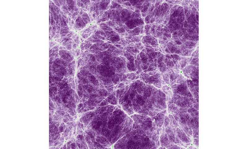 Dark matter is likely 'cold,' not 'fuzzy,' scientists report after new simulations