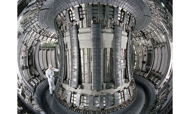 Deceleration of runaway electrons paves the way for fusion power