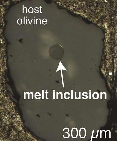 Deep mantle chemistry surprise: Carbon content not uniform