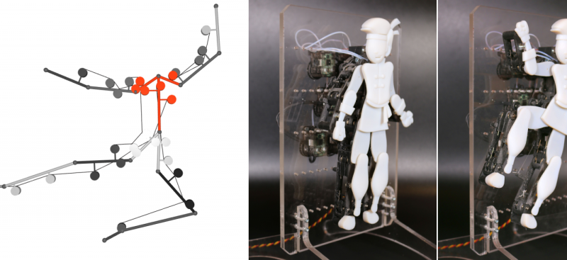 Design method helps animated characters gain physical form