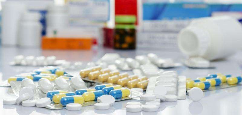 Detecting counterfeit medicines