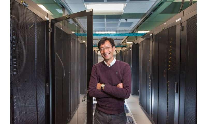 Diagnosing supercomputer problems