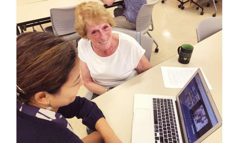 Digital storytelling helps people with dementia trigger memories
