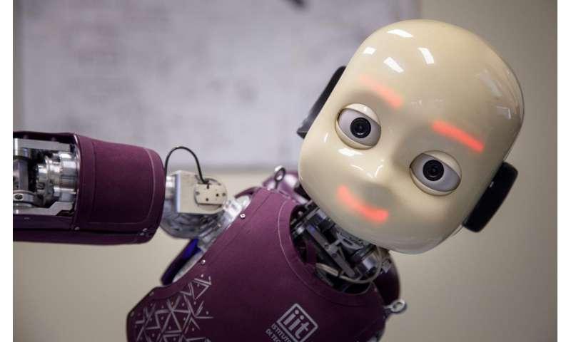 Digital symbiosis lets robot co-workers predict human behaviour