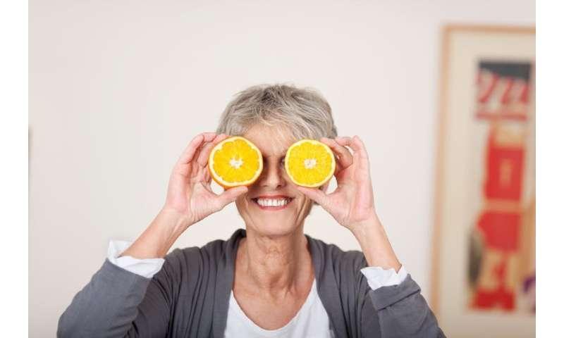 Do vitamin supplements prevent macular degeneration?