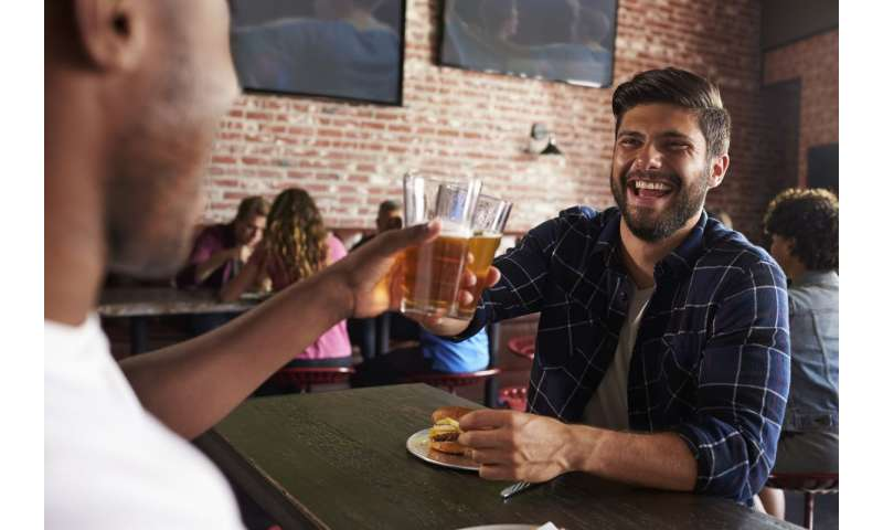 Drinking and the risk of cancer
