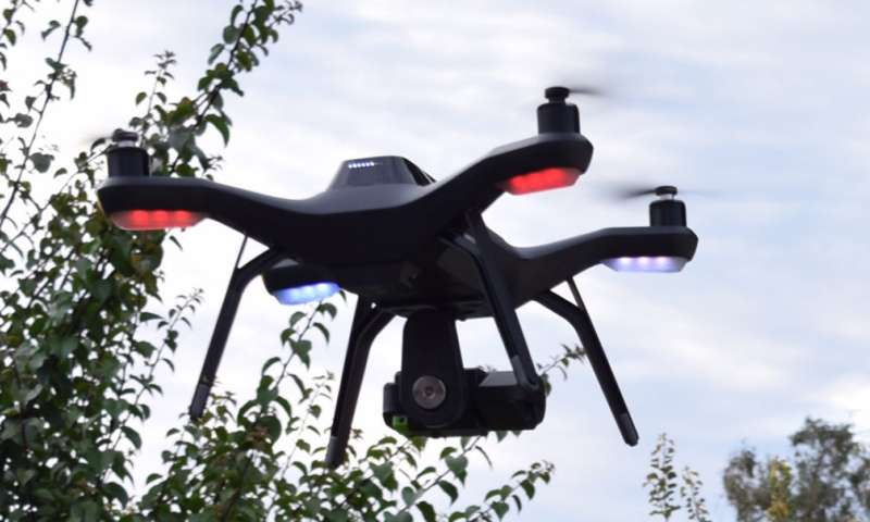 Drones could be used to monitor babies in neonatal care