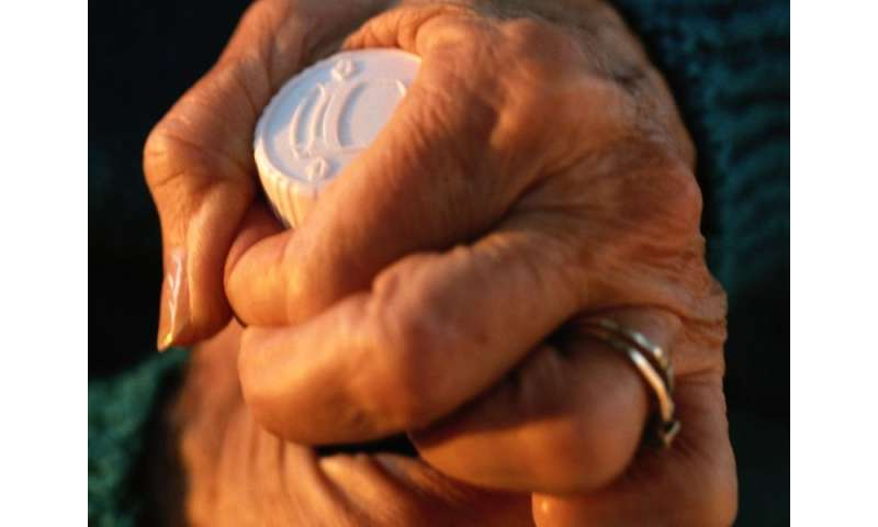 Dry mouth common medication reaction in older adults