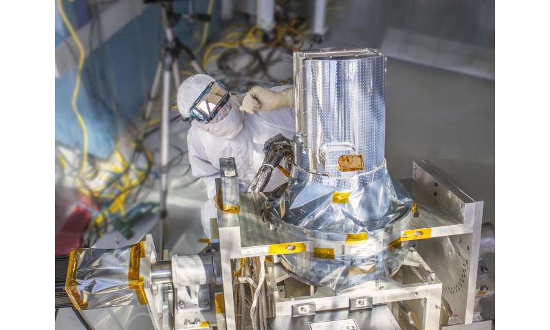 Earth science on the Space Station continues to grow