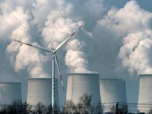 Economists have warned that boosting renewable energy sources such as solar and wind won't be enough to compensate for emissions