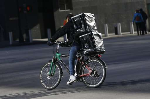 Electric bike crackdown spurs delivery worker concern