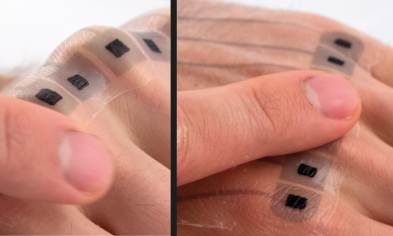 Tattoo Locations On Body: Electronic Tattoos: Using Distinctive Body Locations To