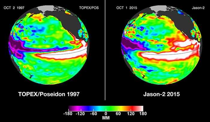 El Niño and the end of the global warming hiatus