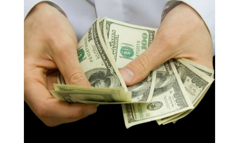 Embezzlement widespread in medical practices