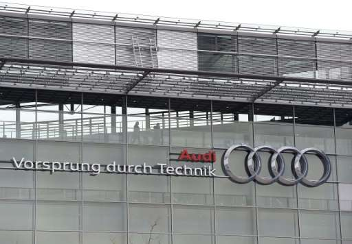 """Emissions cheating devices were found on Audi vehicles in Germany - the latest revelation in the """"dieselgate"""" scandal"""