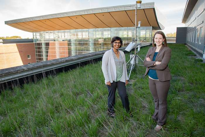 Engineers find way to evaluate green roofs