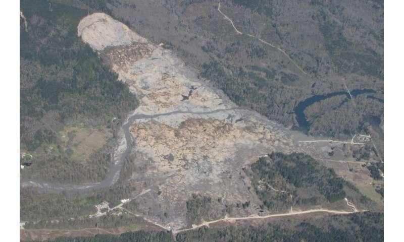 Engineers shine light on deadly landslide