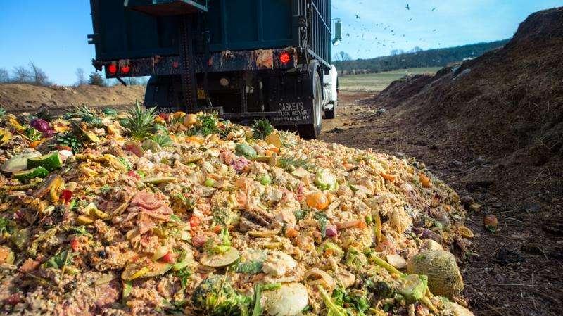 Engineers transform food waste into green energy