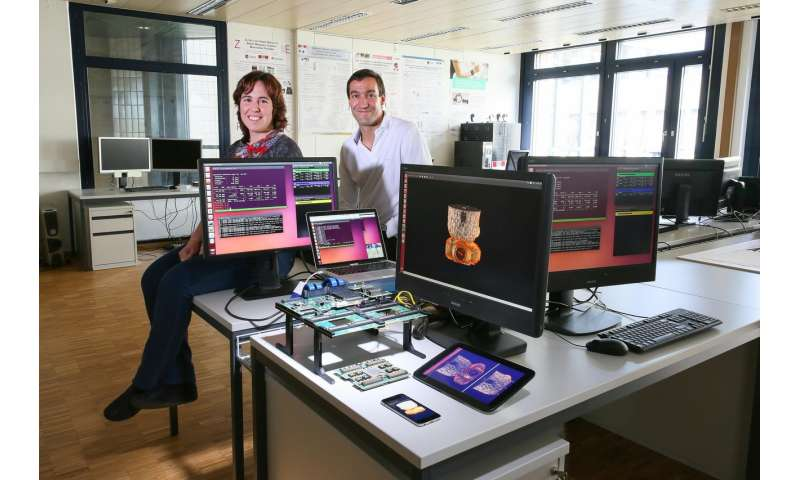 EPFL researchers defy the limits of streaming