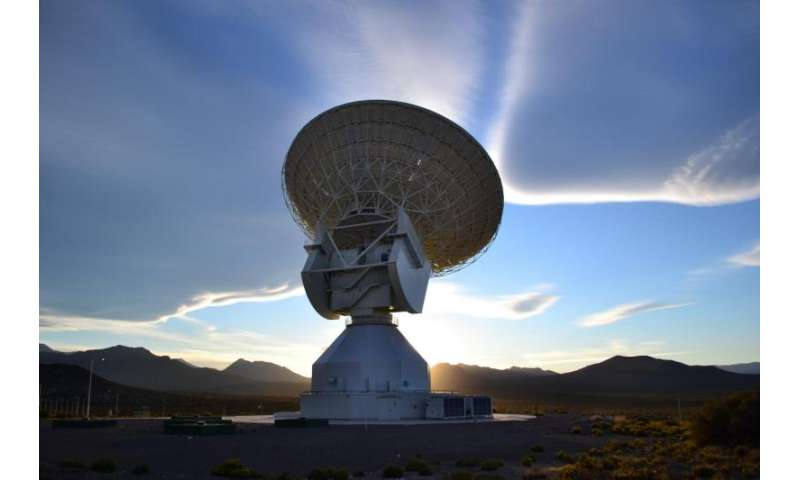 ESA boosting its Argentine link with deep space