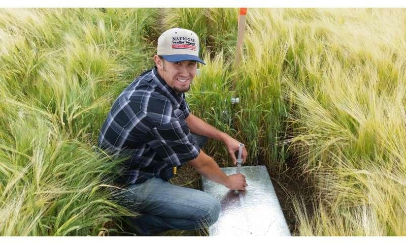 Evaluación de las emisiones de gases de efecto invernadero en un sistema de cultivo de regadío