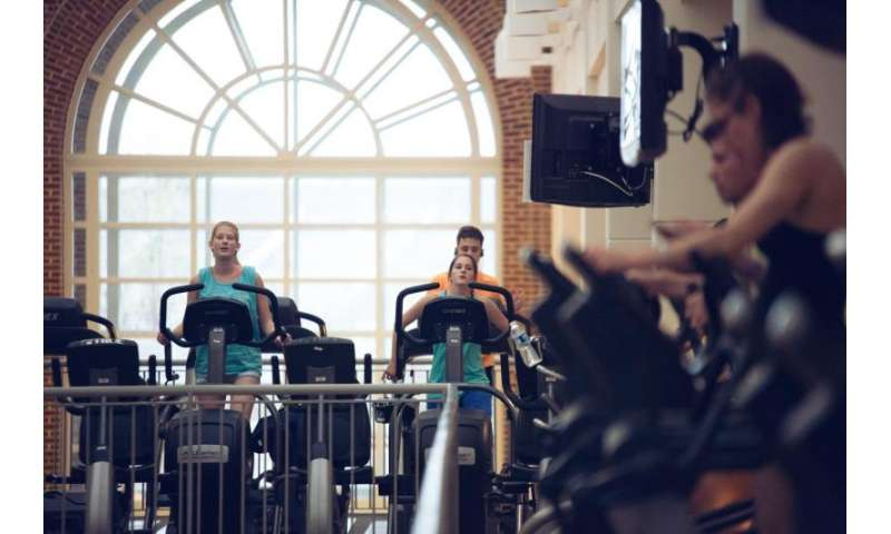 Exercise can make cells healthier, promoting longer life, study finds