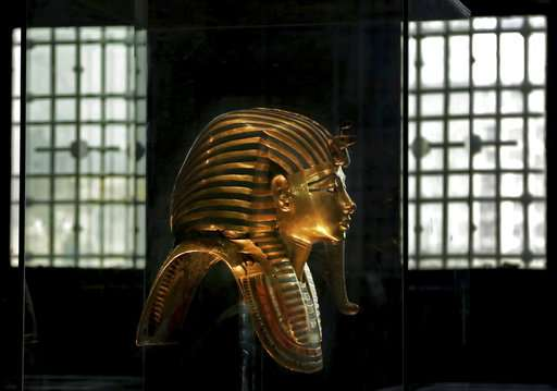 Experts meet in Egypt over moving King Tut artifacts