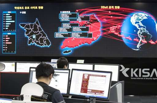 Experts question North Korea role in WannaCry cyberattack