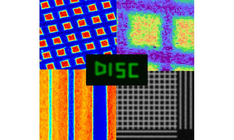 Exploiting reversible solubility allows for direct, optical patterning of unprecedentedly small features.